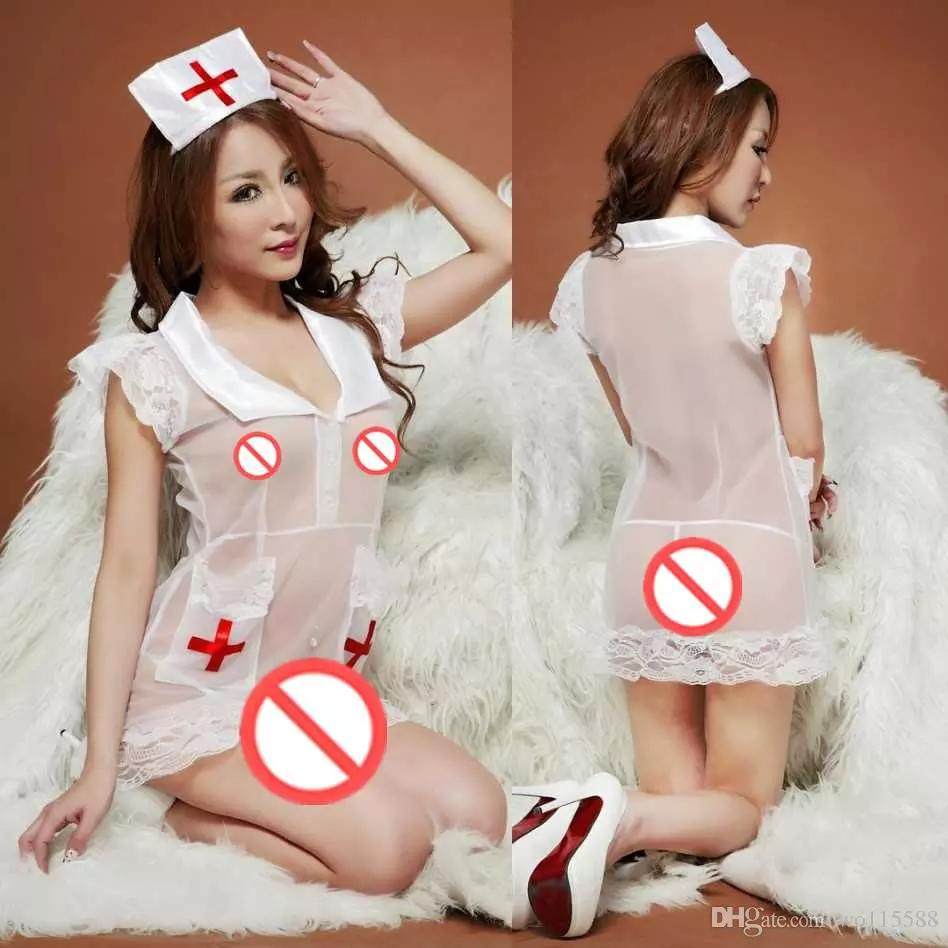 Сексуальная и смешная одежда для медсестер