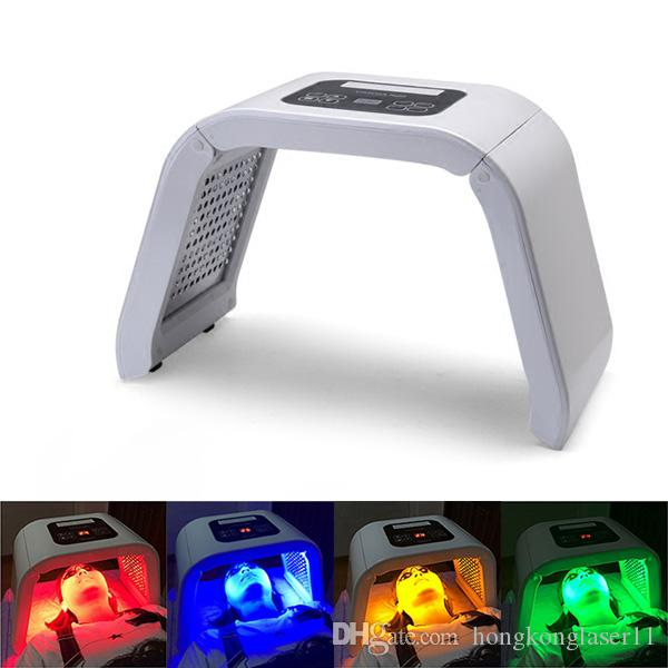 Led ışık 10 renk cilt tedavisi ekipmanları ev spa ve salon kullanımı, fabrikada doğrudan teklif