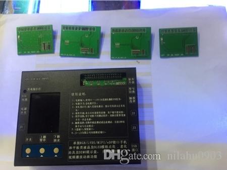 아이폰 기가, 기가 플러스, 7, 7plus, 8, 8plus 범용 PC 보드와 3D LCD 터치 스크린 테스트 LCD 유리 디지타이저 디스플레이 테스터