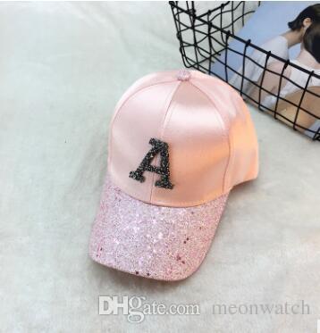 Baseball Cap R Embroidery Letter Sun Hats Adjustable Snapback Hip Hop Dance  Hat Summer Outdoor Men Women Visor free shipping