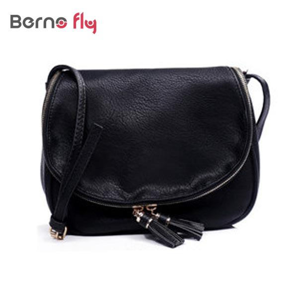 f1c73c358855 Hot Sale Tassel Women Bag Leather Handbags Cross Body Shoulder Bags Fashion  Messenger Bag Available Bolsas Femininas Crossbody Purse Cute Purses From  Fenxin ...