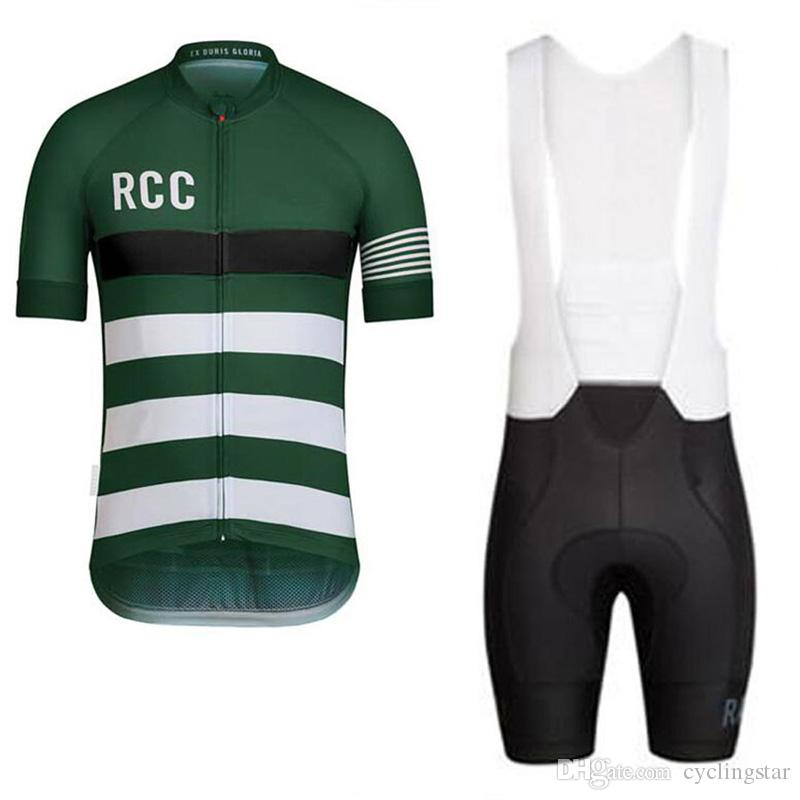 d5a145698 2018 RCC Cycling Club PRO TEAM JERSEY Short Sleeve Road MTB Cycling Wear  Breathable Bicycle Clothes Cycling Gear High Quality D0801 Unique Cycling  Jerseys ...
