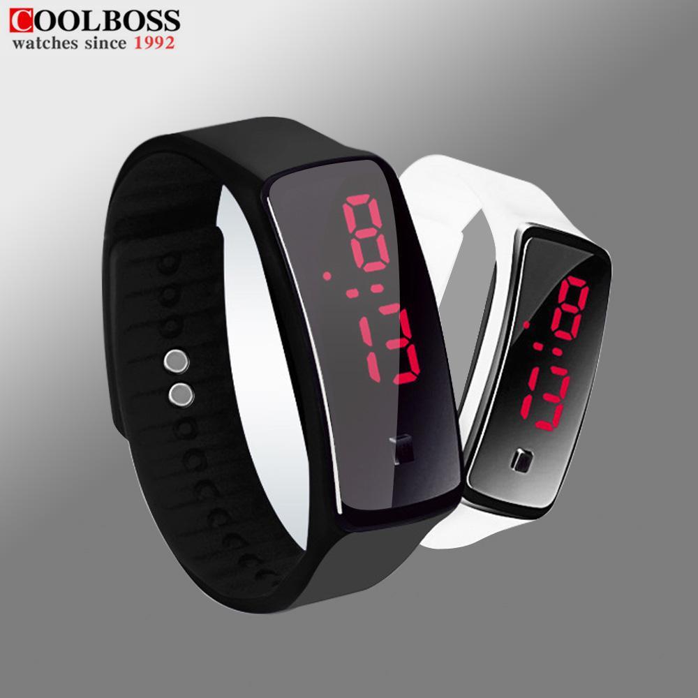 65aed4f76e99 Compre Nueva Sección De Actualización Pulsera Led Impermeable Niños Reloj  Para Mujeres Reloj Digital Para Hombre Reloj Deportivo De Moda A  21.82 Del  ...