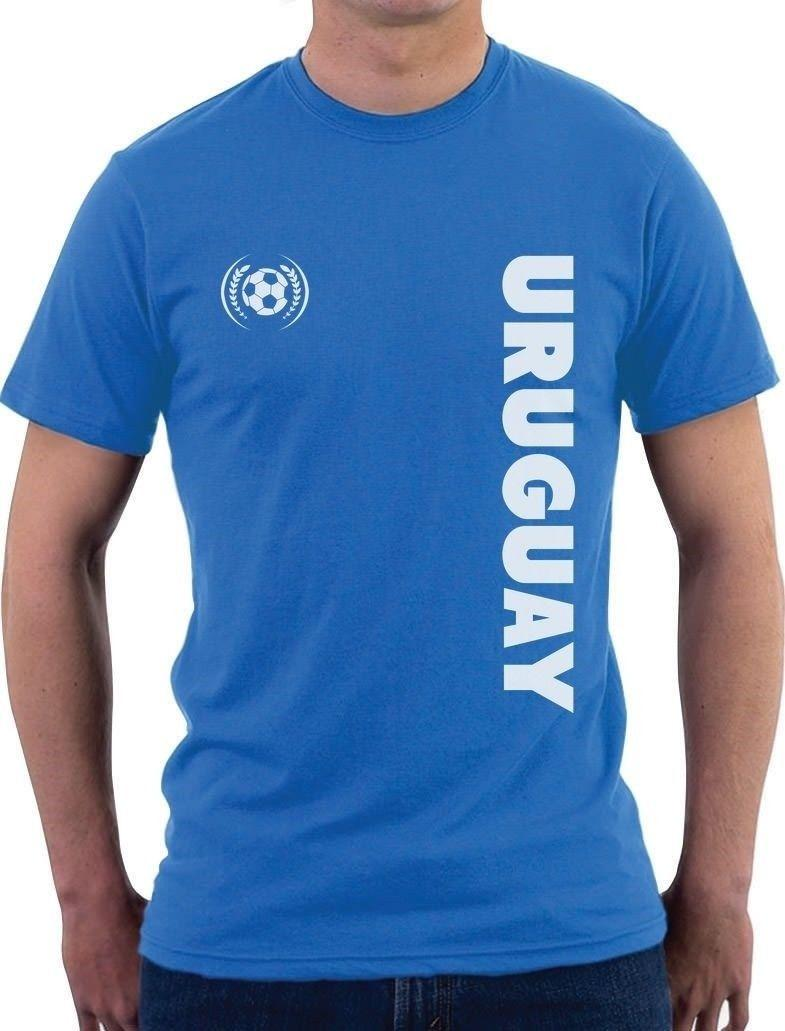 promo code 4df56 ecb96 Uruguay National Soccer Team Football Fans T-Shirt Gift Idea
