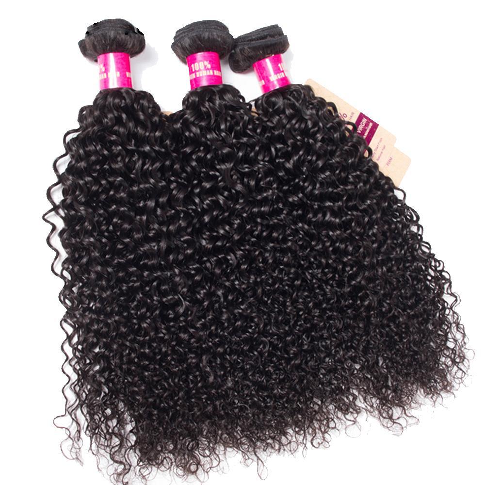 8A الشعر العذراء البرازيلي 3 حزم مع 13X4 الرباط اختتام غير المجهزة 8A العذراء الشعر الأسود الطبيعي البرازيلي بيرو الماليزي شعر الإنسان