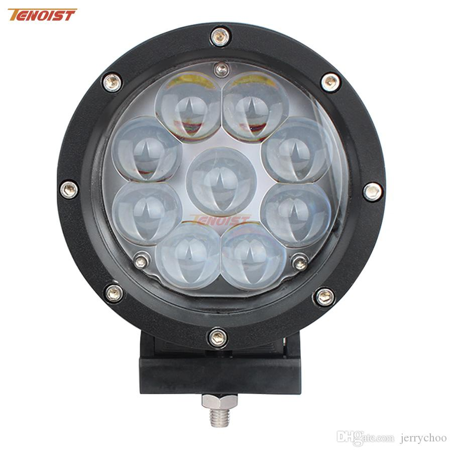 Hot Sale Black 5.5 Inch Cree 45W LED Work Light For Jeep ATV 4*4 ...