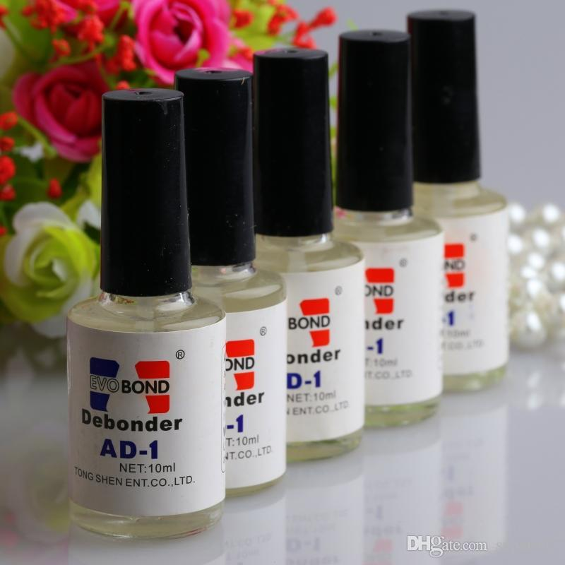 5e74b764bfb High Quality Pro 10ml Individual False Eyelash Adhesive Glue Remover Liquid  Debonder Nail Glue Remover Hot Sale Eyelash Implants Feather Eyelashes From  ...