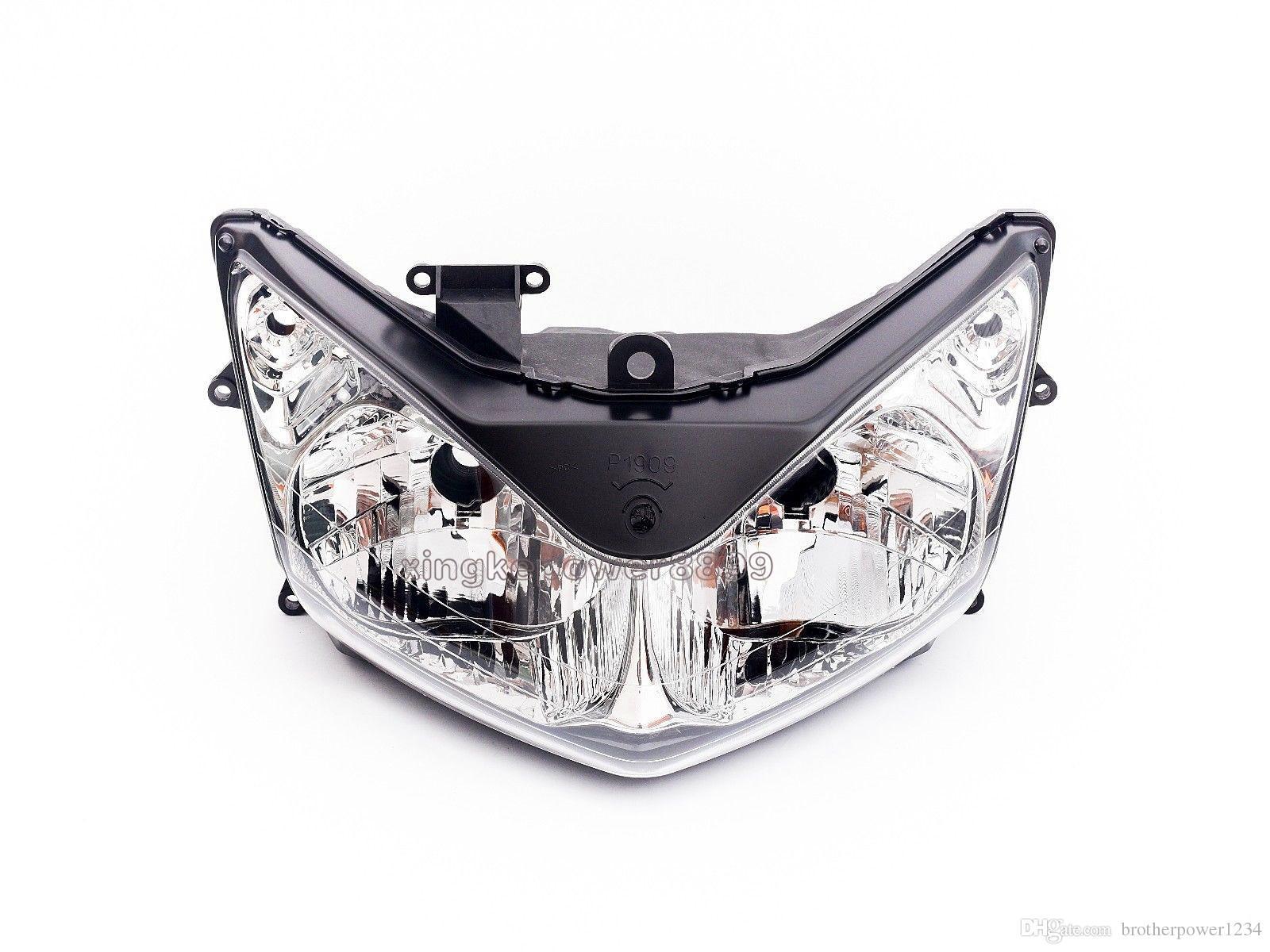 Headlight Headlamp Front Light Lamp Assembly For Honda ST1300 2002-2011