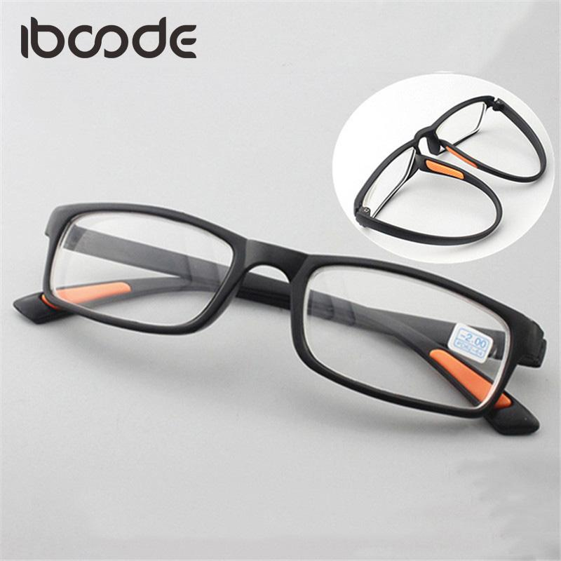 438f5c2df65 2019 Iboode TR90 Myopic Glasses Ultra Light Flexible Myopia Eyeglasses  Women Men Short Sight Lens Eyewear Full Frame Glasses From Meetsue