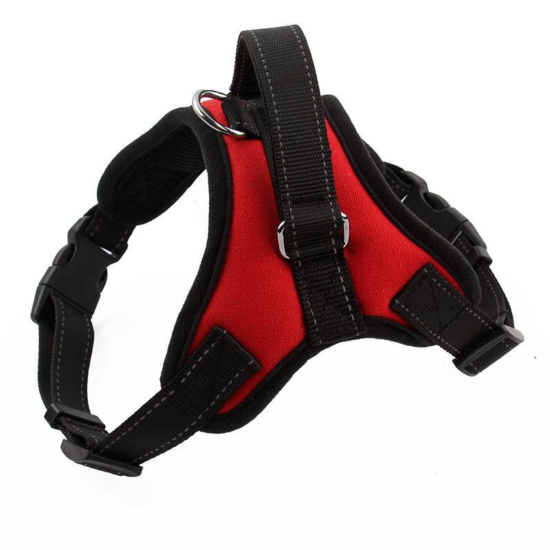 HEISS! Hundebedarf K9 Pet Dogs Harness Halsbänder hohe Qualität Weste Hund Harness Haustier Produkte Harnais pour Chie für Big Large Medium Small
