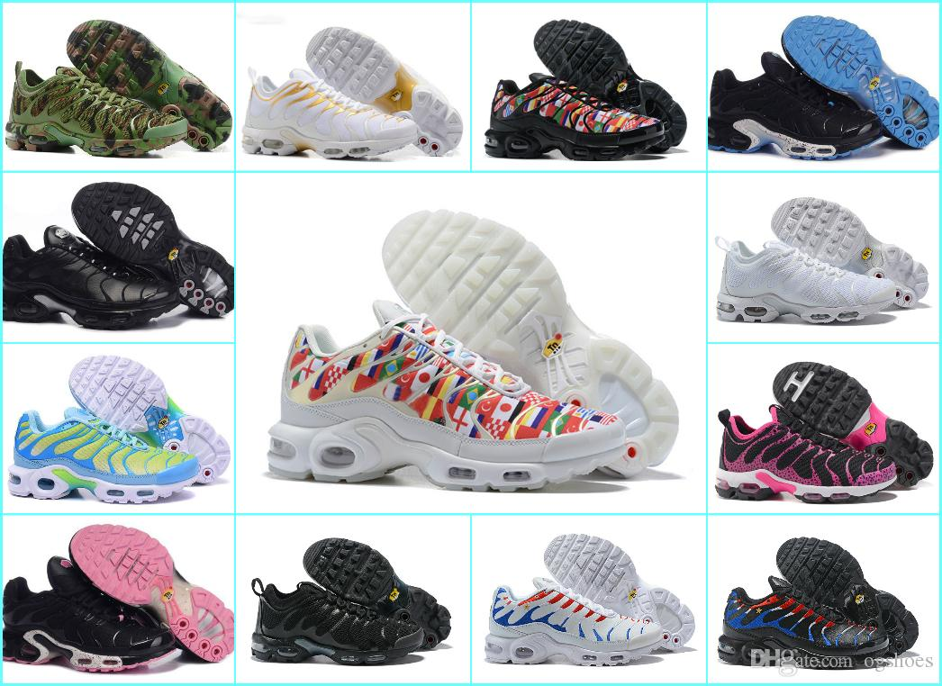 97e929e6d8211 2018 Airs Plus TN Running Shoes Fashion Womens Designer Tn Plus ...