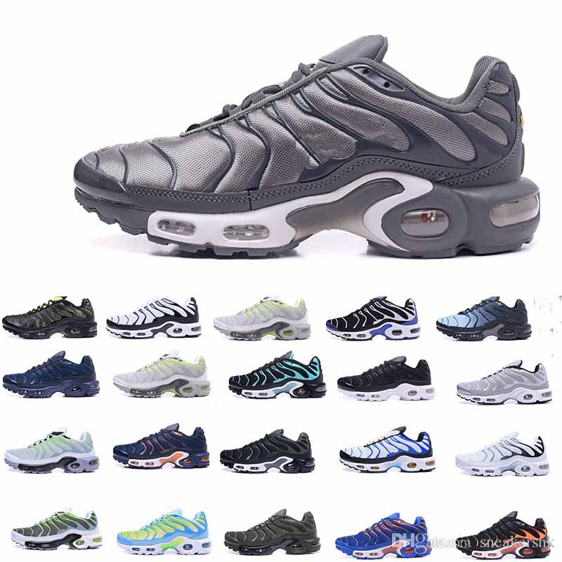 Vapormax Plus Olive Mens Sports Running Shoes Sneakers Men Run Metallic White Silver Colorways TN Male Shoe Pack Triple Black US SZ7-11 geniue stockist for sale cheap huge surprise cheap sale pay with paypal ebay A4bhiRU7WT
