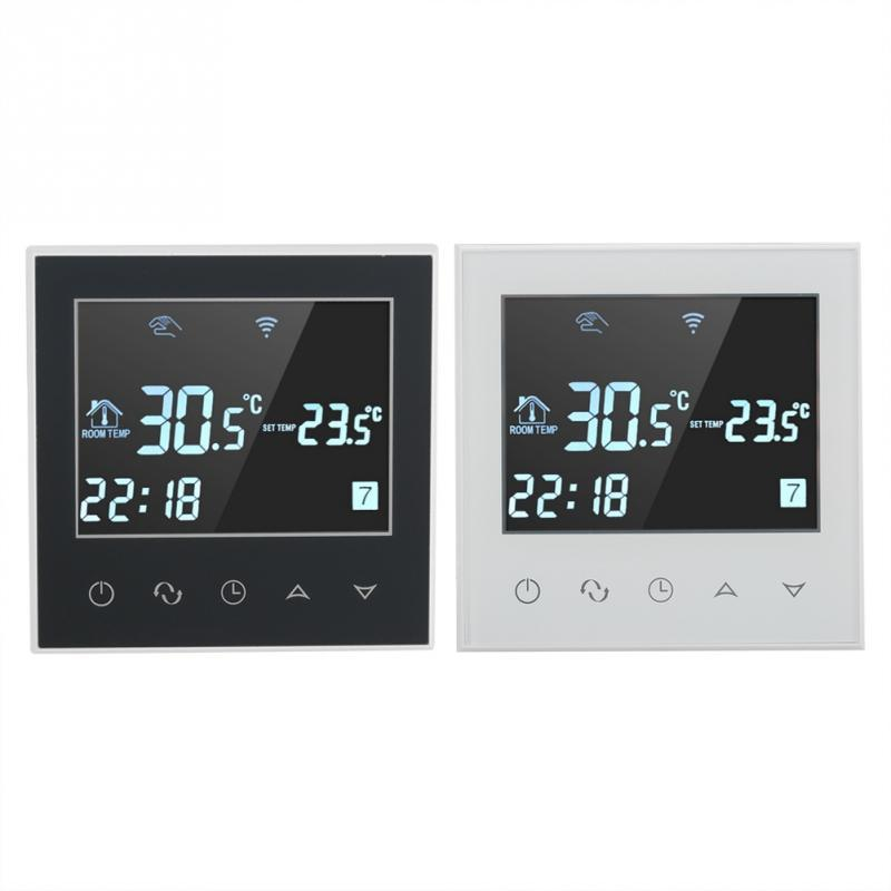 Gut gemocht Großhandel Programmierbare WiFi Wireless Heizung Thermostat HD17