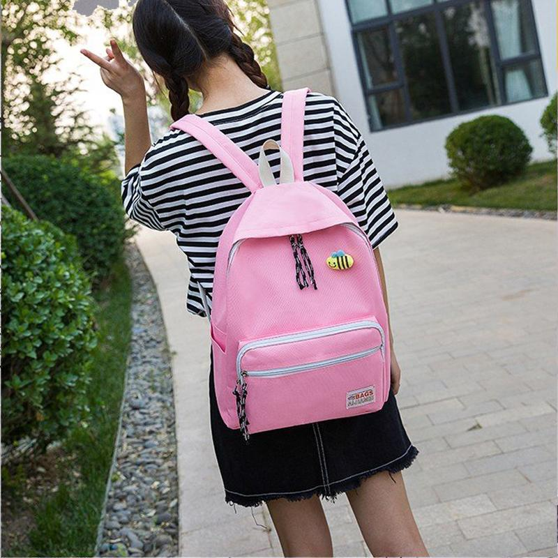 e776c9b38f21 2018 New Backpack Fashion Women Backpack Casual School Teenager Girl Travel  Bag Bagpack Pack Design Female Back Pack Mochilas Jansport From Whataver