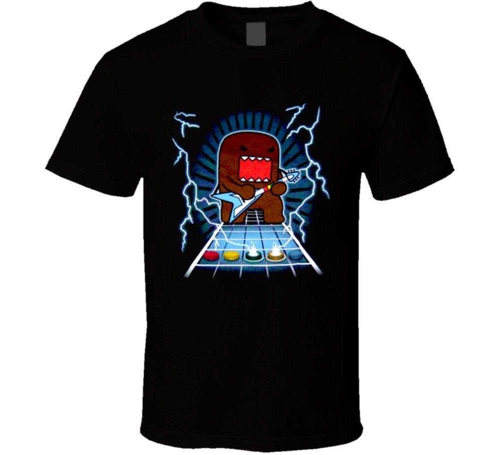 domo kun wholesale discount t shirt cartoon t shirt men unisex new