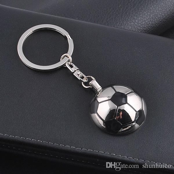 2018 Russia world cup football Key chain fans gift key rings shipping by DHL
