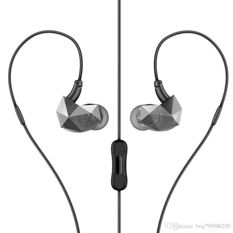 Mobile Phone Connection Headphones Enter Ear Type Male And Female General  Purpose Creative Noise Reduction Headset Can Receive Phone Two Col Cell  Phone ...