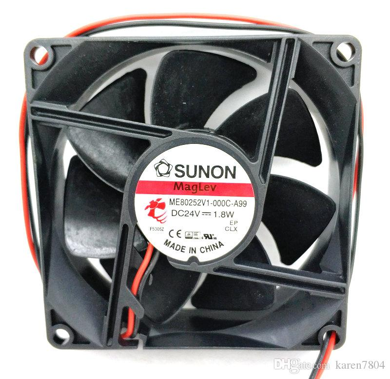 Original Sunon KDE1206PTB1 12V 2.0W ME80252V1-000C-A99 Kylfläkt