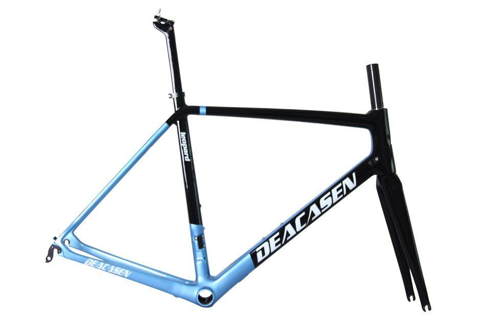 Bike Frame Customized Painting 850g Racing Road Bike Fram Full ...