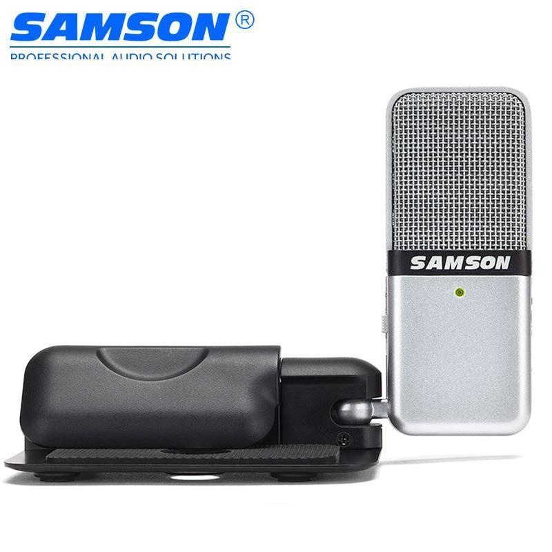 original samson go mic mini usb microphone portable video recording rh dhgate com Walmart Samson Go Mic Go Mic Installation