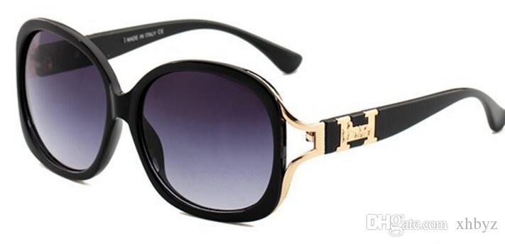 8857864cee7b7 Compre Óculos De Sol De Alta Qualidade Lente Polarizada Piloto Moda Óculos  De Sol Para Homens E Mulheres Marca Designer De Óculos De Sol Do Esporte Do  ...
