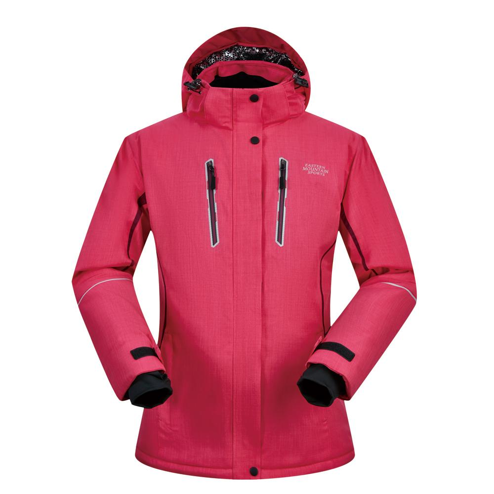 79488d8a8b Ski Jacket Women Brands 2018 New Quality Windproof Waterproof ...