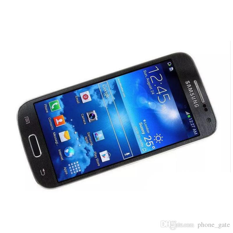Refurbished Original Samsung Galaxy S4 Mini i9195 4G LTE Unlocked Mobile Phone 4.3inch 1.5GB RAM 8GB ROM 8MP Dual Core Smartphone