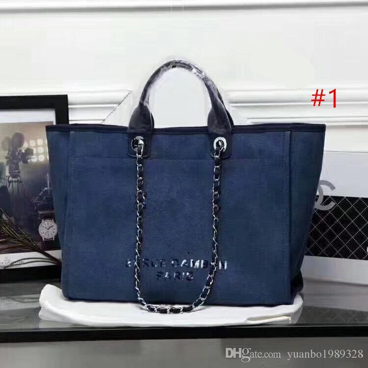 Hot Sale Fashion Women Capacity Tote Bag Luxury Designer Handbags ... 77ed9aff25766