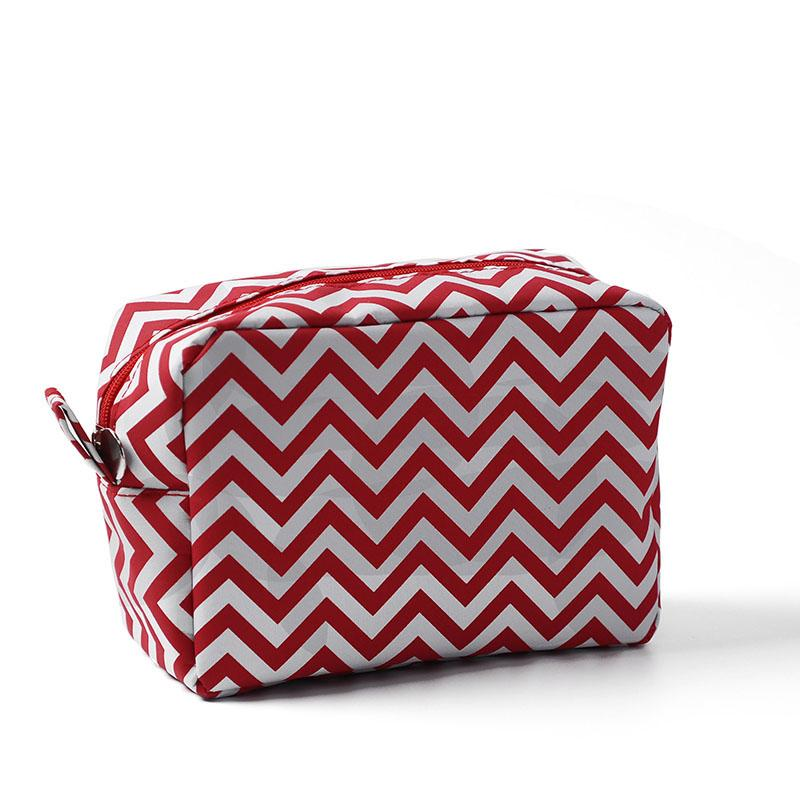 2019 Chevron Makeup Bag Wholesale Blanks Zigzag Toiletry Bag With Wedding Cosmetic  Bag Gift For Her DOM106001 From Domil 7bb3fa727a781