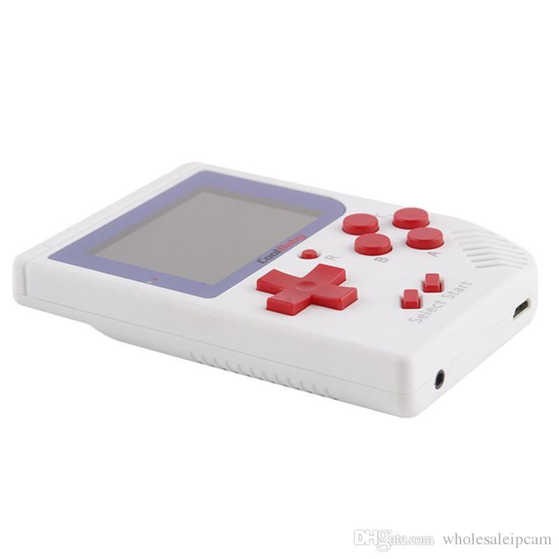 Coolbaby RS-6 Portable Retro Mini Handheld Game Console 8 Bit 2.5 inch LCD Color Screen Children Game Player For FC Game