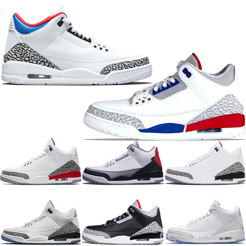 222f2e2d833a Basketball Shoes Men Katrina Tinker JTH NRG Black Cement Free Throw Line  Pure White True Blue Red Mens Athletic Sports Sneakers Size 8-13 Basketball  Shoes ...