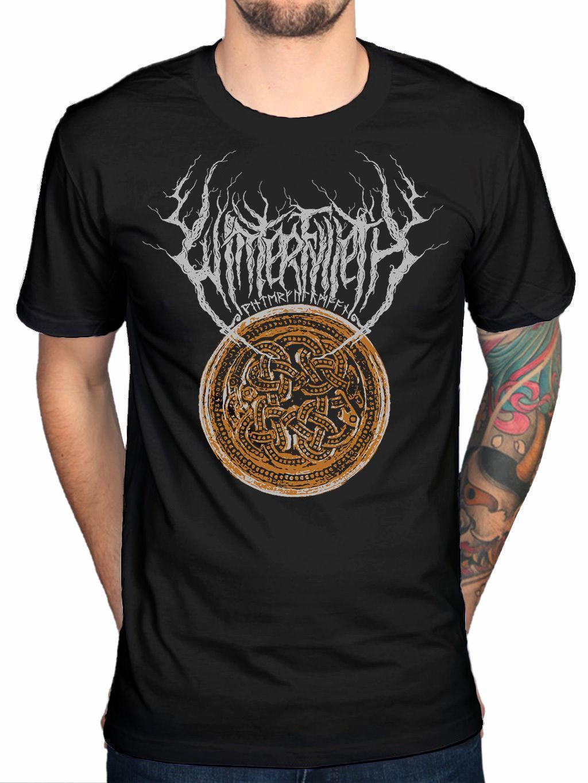 1c5873dd756e Official Winterfylleth Boucle Ceinture T Shirt Anglais Black Metal Band  Tour T Shirt Creator Tee Shirt Design From Liguo005,  12.79  DHgate.Com