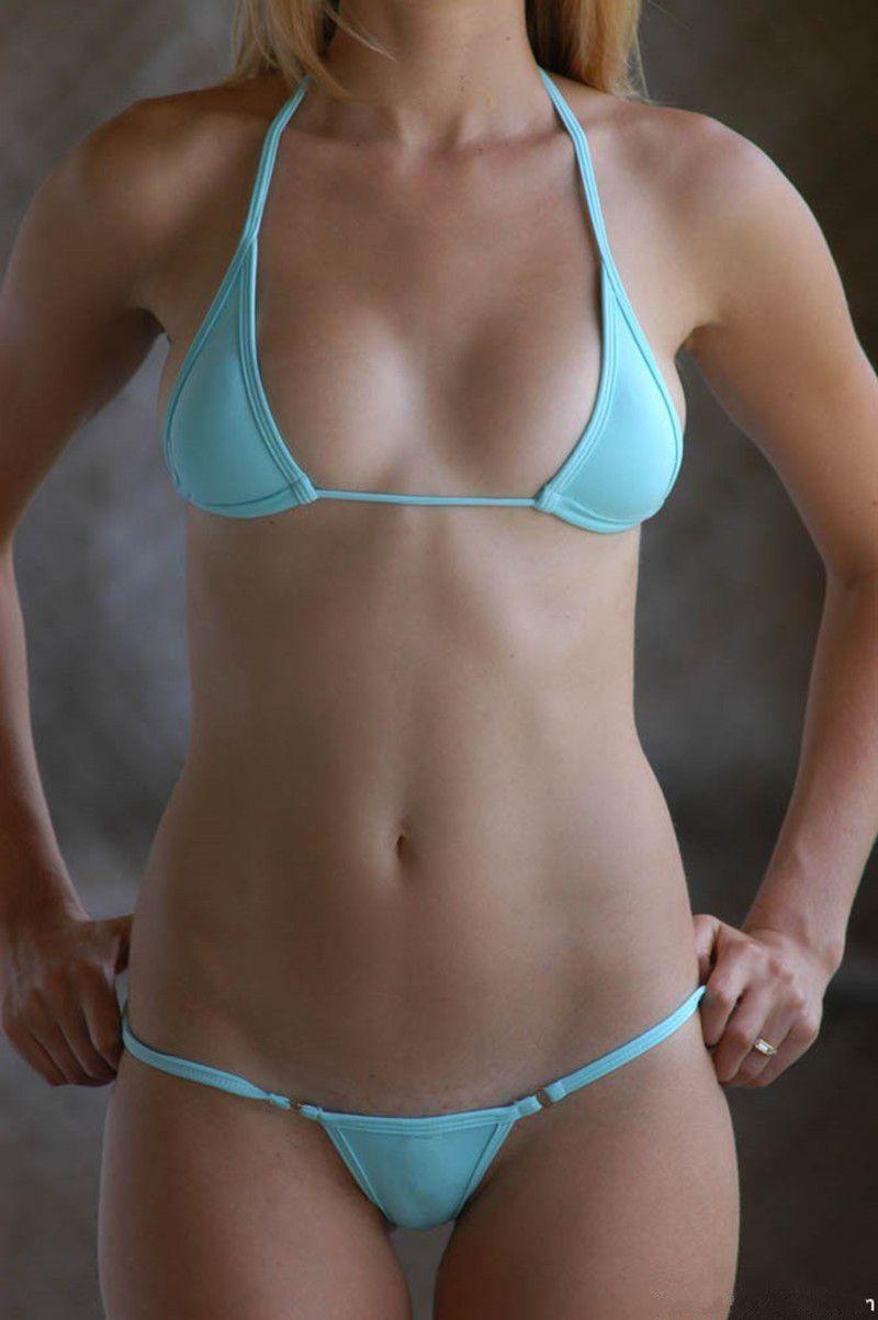 d70877f23ff1 Exótico Mini Micro Bikini Lencería de Malla Transparente Sexy Conjunto  Traje de Baño Triángulo Europeo Playa Traje de Baño Bañarse Mujeres ...