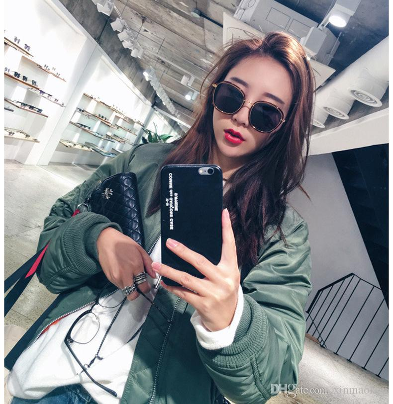 e840dcfa56 Web Celebrity Stylish Round Sunglasses For Women 2018 New South Korean  Summer Uv 400 Glasses With Box Sunglasses Brands Best Sunglasses From  Xinmaokeji