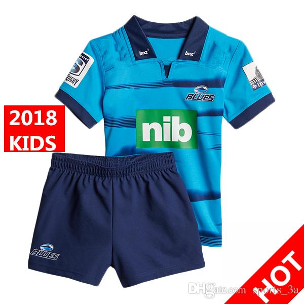 e124150eed1 2019 2018 2019 Crusaders Kids Super Rugby Jerseys Highlanders Chiefs Blues  18 19 Hurricanes Jersey Child Kit Shirt From Sports_3a, $21.83 | DHgate.Com