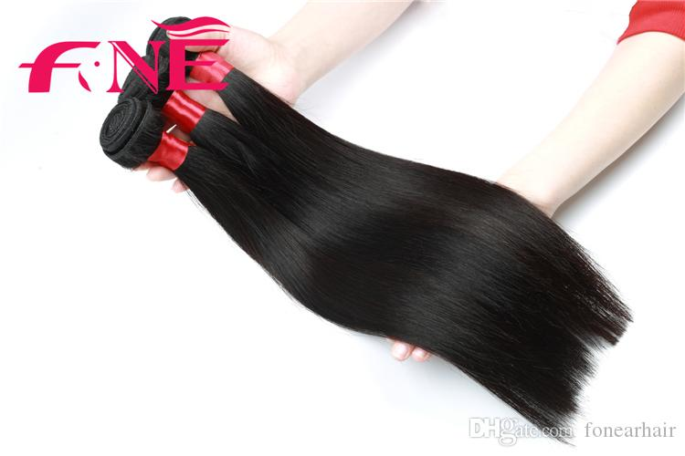8A Great Quality Remy Hair Extensions Chinese 100% Virgin Human Hair Weave Wholesale
