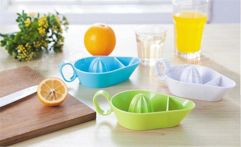 Manuale Juicer arancione Limone Squeezers Frutta Strumento Citrus Limetta Strumenti spremuta del creatore di cottura di trasporto