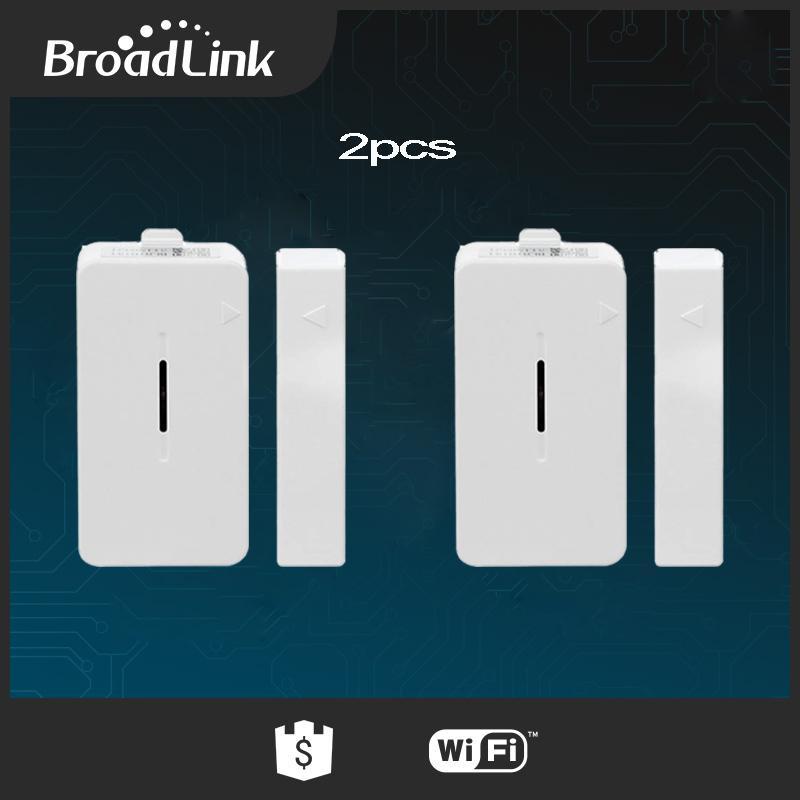 Broadlink S1 Door Sensor 433mhz Wireless Door Window Magnet Entry