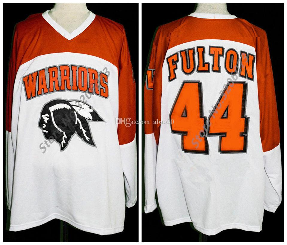 2019 Fulton Reed Eden Hall Warriors Mighty Ducks D3 Movie Classic Ice  Hockey Jersey Mens Stitched Custom Any Number And Name From Abao20 3c0e02e6ec3
