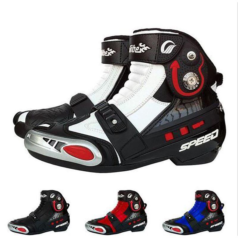 Boots Pour Boot Bikers Speed De Acheter Moto Chaussures pHBxq1pwfn