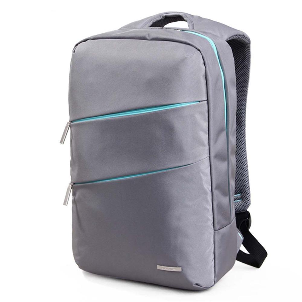 4cc1758f66 Laptop Backpack 14 Inch Nylon Waterproof Shockproof Packsack Men ...