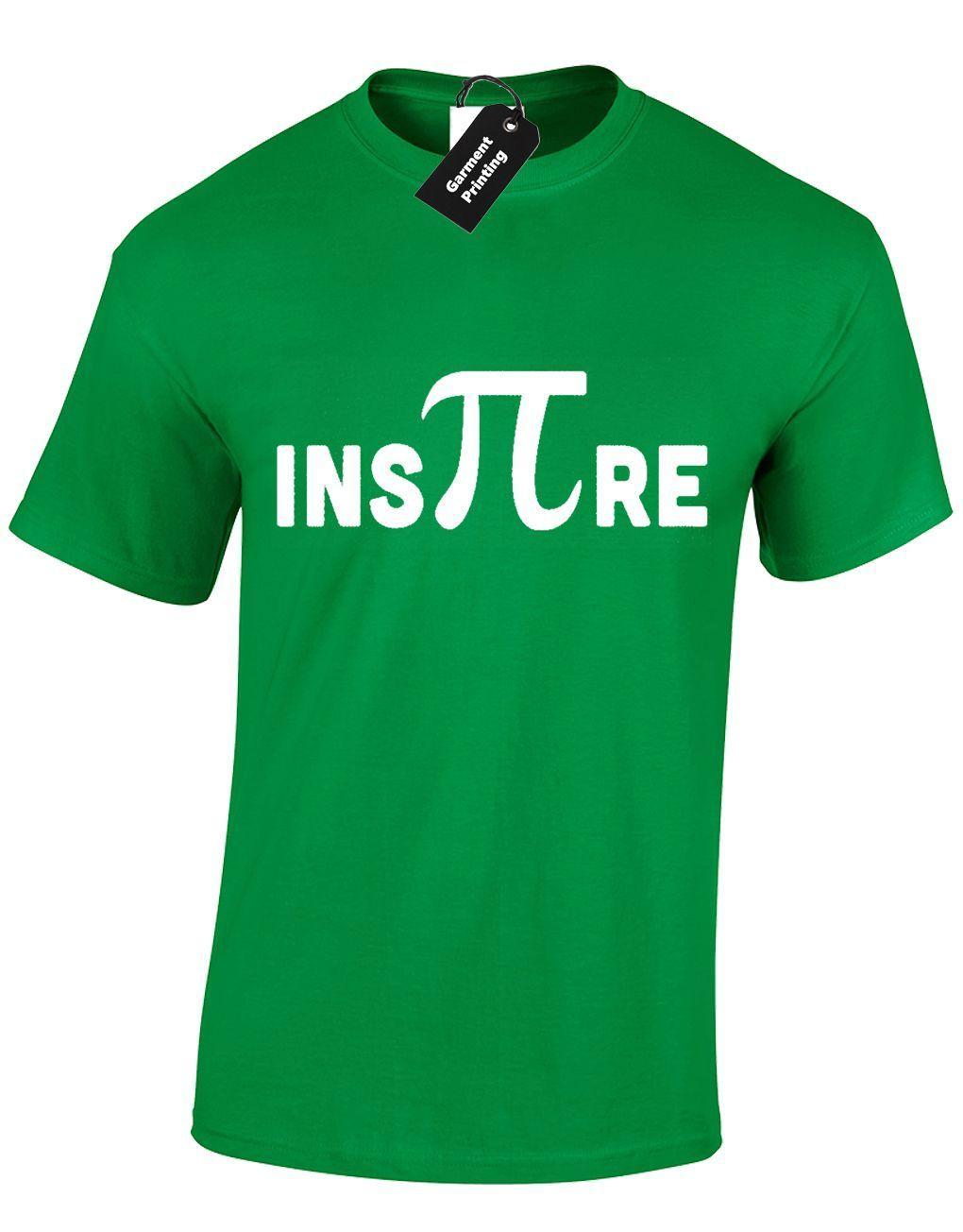 Ins Pi Re Mens T Shirt Funny New Quality Big Bang Theory Sheldon