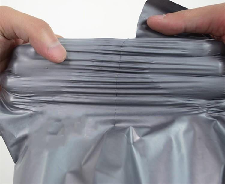 New 17x29cm Poly Self-seal Self Adhesive Express Shipping Bags Courier Mailing Plastic Bag Envelope Courier Post Postal Mailer Bag