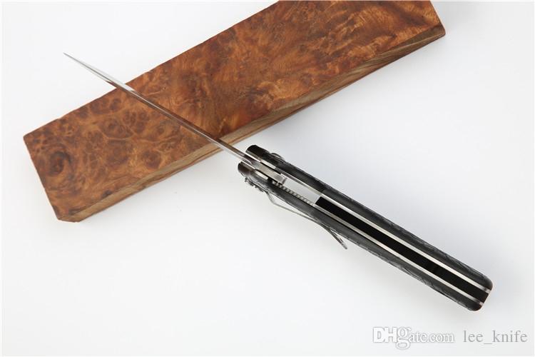 Più nuovo suggerimento Kershaw 1830 Quick Opening Camping caccia selvaggia regalo coltello spedizione gratuita 1 pz