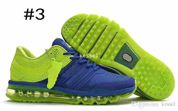 Moda M 2017 Scarpe da corsa uomo, alta qualità 2017 KPU Scarpe da ginnastica uomo Sport Arancione Grigio Nero Sport all'aria aperta Scarpe da ginnastica Taglia 7-12