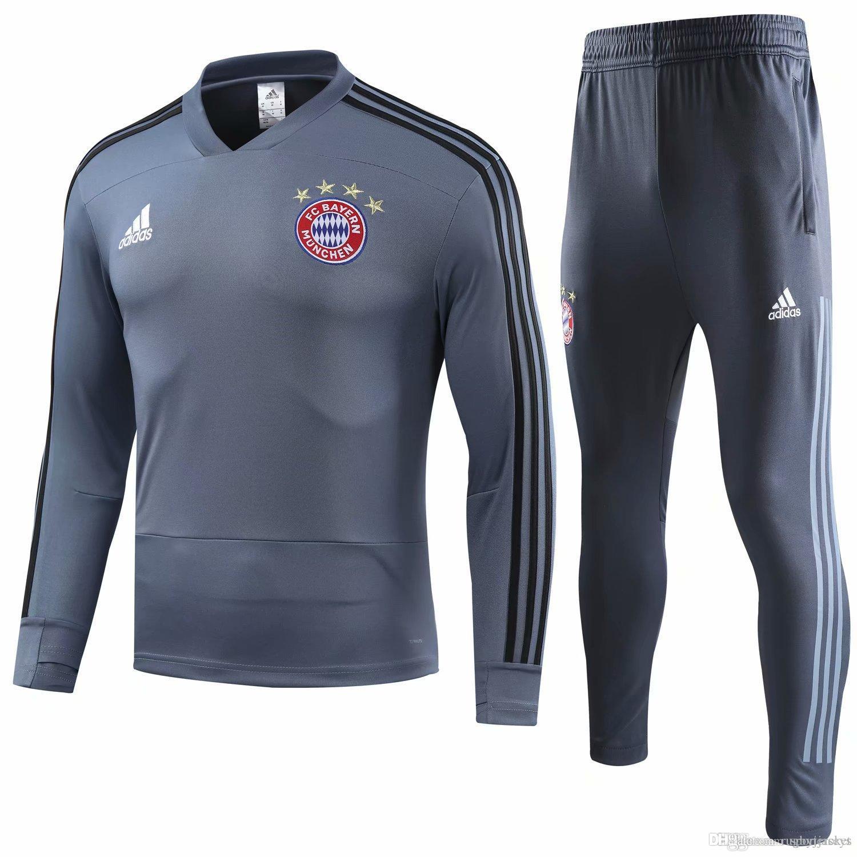 18 De Munich Del Compre Liga Nueva 19 Chaqueta Temporada Bayern La fq5aH5wP