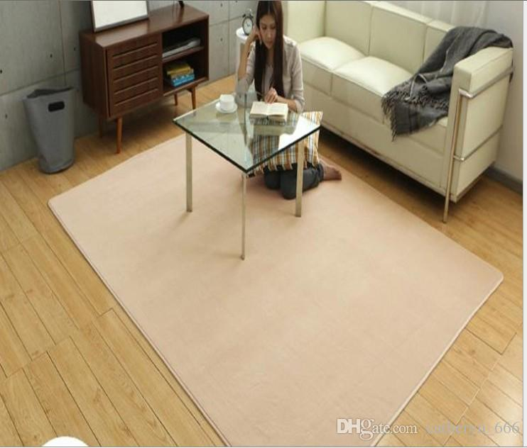 Modern Casual Area Rug Easy to Clean Stain Fade Resistant Shed Free Abstract Contempor Living Room Carpet Suitable for Children Bedroom