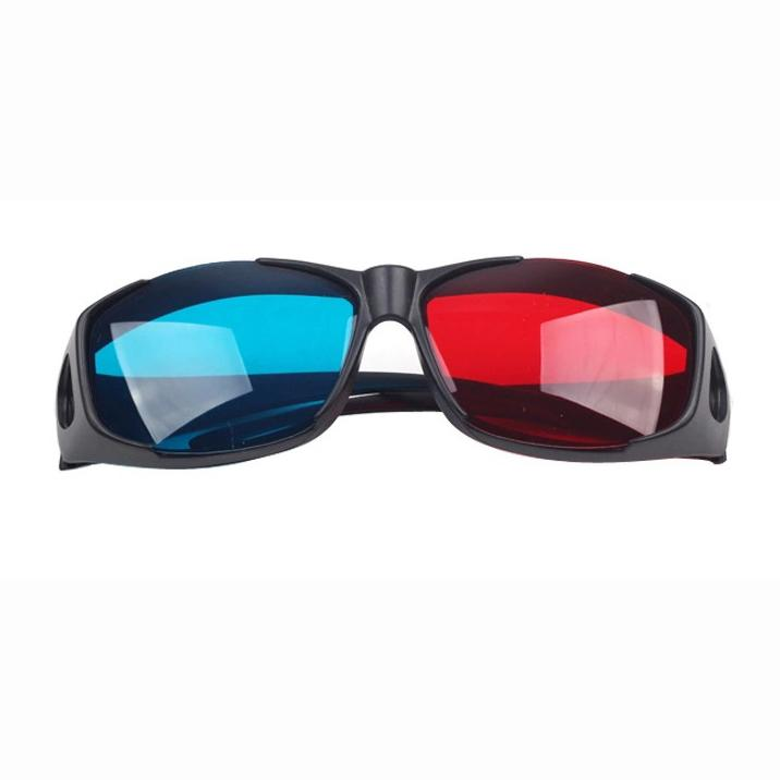 b5adf376bc Red Blue   Cyan Anaglyph Simple Style 3d Glasses 3d Movie Game Extra  Upgrade Style  With Different Style Homemade 3d Glasses Paper 3d Glasses  From ...