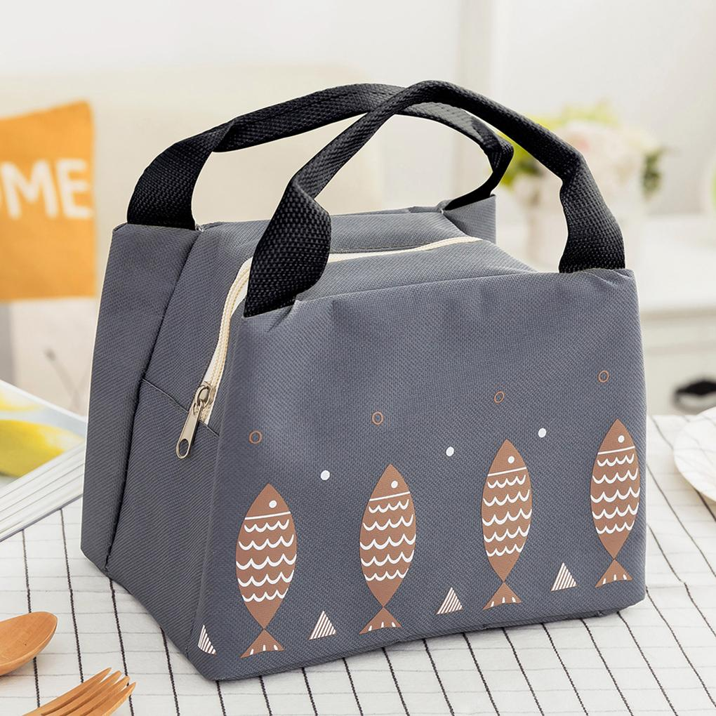 FangNymph Brand High Quality Fish Insulation Lunch Handbag Cooler Cold  Portable Heavy Ice Pouch Fruit Picnic Dinner Storage Lunch Bags Cheap Lunch  Bags ... ef7efc006d12c