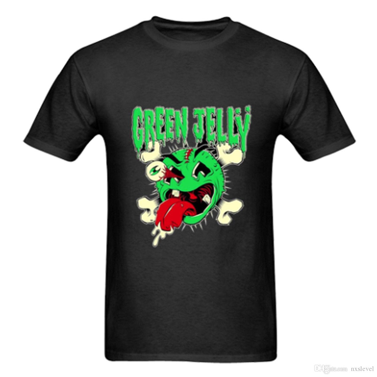 2162cb14 Green Jelly Cereal Killer Tee Tshirt New Men'S T Shirt Size S To 3XL Latest  Designer T Shirts Coolest Tees From Nxslevel, $10.21| DHgate.Com